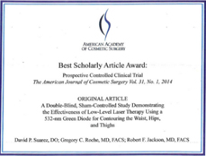 Michigan Cosmetic Surgeon: Triple Board-Certified | Dr. Gregory Roche - scholarly-article