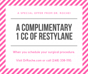 Complimentary Restylane